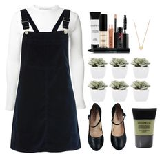 """I`m running out of set ideas"" by thesecretfightersoffashion ❤ liked on Polyvore featuring Rosetta Getty, Topshop, Smashbox, Abigail Ahern, Repetto and Jennifer Zeuner"