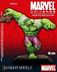 Marvel Universe Miniature Game The Incredible Hulk | Nerdvana Gaming