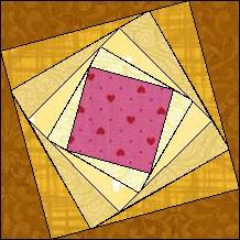 Block of Day for March 05, 2014 - Twisted Block #02