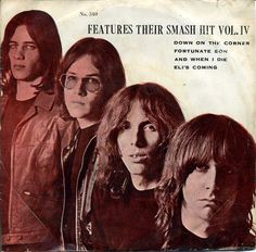 stooges front Thai CCR EP