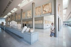 One of my highly recommended places to visit for first time visitors to Athens is a combination of the Acropolis and the Acropolis Museum. You really shouldn't visit one without the other. The museum, one of the best museums in the world, brings ancient Acropolis to life.   📷 @michaelgirman  #travelswithtesa #travelswithtesatogreece  #greece #aegean #sailing #independenttravel #curatedexperiences #travelcurator #traveller #wanderlust #solopreneur #girlboss #travelblogger #destinationgreece