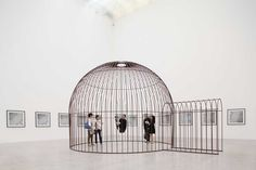 Installations by Jeppe Hein…