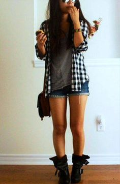 Cute teen outfit! find more women fashion ideas on www.misspool.com