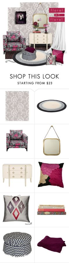 """""""Old Money/What Is A Youth"""" by deuxs ❤ liked on Polyvore featuring interior, interiors, interior design, home, home decor, interior decorating, Tempaper, Osborne & Little, Jayson Home and Dahlia"""