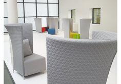 Modern Design Montis Scene XXL Chair- lobby furniture