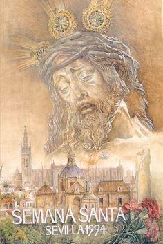 Consejo General de Hermandades y Cofradías de la Ciudad de Sevilla - Semana Santa 1994