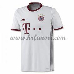 Bayern Munich Nogometni Dresovi 2016-17 Rezervni Dres Komplet