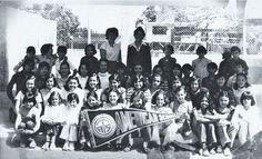 Colegio Americano en los 50's
