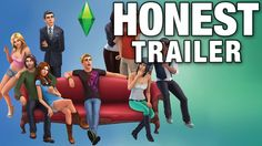 Voice actor Jon Bailey of Screen Junkies and Smosh recently worked together to create an honest trailer (previously) for The Sims, a popular life simulation video game series developed by EA Maxis ...