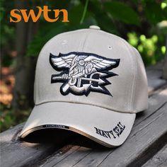 $5.84 (Buy here: https://alitems.com/g/1e8d114494ebda23ff8b16525dc3e8/?i=5&ulp=https%3A%2F%2Fwww.aliexpress.com%2Fitem%2F2016-New-Arrivals-Mens-Gorra-Navy-Seal-Hat-Baseball-Cap-Cotton-Adjustable-Military-Navy-Seals-Cap%2F32683877834.html ) 2016 New Arrivals Mens Gorra Navy Seal Hat Baseball Cap Cotton Adjustable Navy Seals Cap Gorras Snapback Hat For Adult for just $5.84