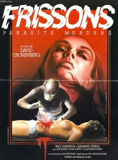 SHIVERS (1975) (France)