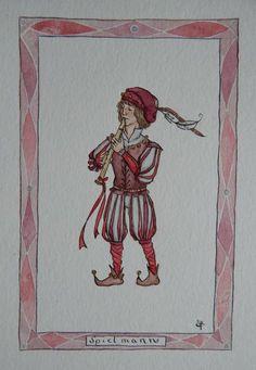 Spielmann  (Paula Flöter)