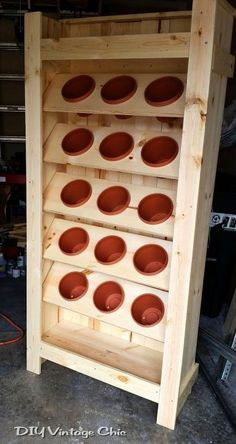 Aquaponics System – DIY Vintage Chic: DIY Vertical Herb Garden ~ Part 1 Break-Through Organic Gardening Secret Grows You Up To 10 Times The Plants, In… - All About Garden