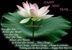 New Year Quotes and Greetings