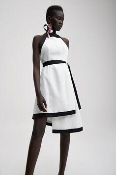 BNKR Editorial // C/MEO Outgrown Dress