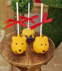 Winnie the Pooh Birthday Party Ideas | Photo 1 of 20 | Catch My Party