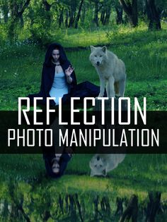 Photoshop Manipulation Tutorial - Reflection