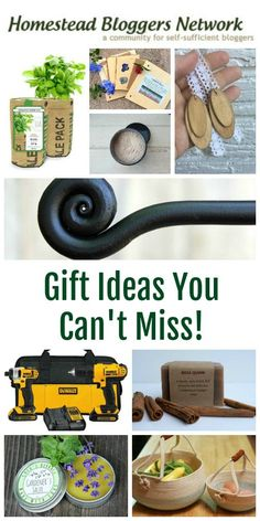 HBN's Guide To Homesteading And Homemade Gifts You'll Love! Handmade Christmas, Christmas Diy, Raised Garden Bed Plans, For All Things Lovely, Backyard Farming, Repurposed Items, Nature Crafts, Your Turn, Homemade Gifts