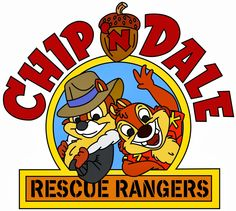 chip and dale logo