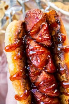 The Best Hot Dog You Will Ever Eat (JDawgs Special Sauce Copycat) from The Food Charlatan Hot Dog Recipes, Chili Recipes, Sauce Recipes, New Recipes, Dinner Recipes, Favorite Recipes, Copycat Recipes, Chicken Recipes, Gourmet Hot Dogs