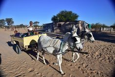 People of Andriesvale, Andriesvale, Northern Cape, South Africa | by South African Tourism