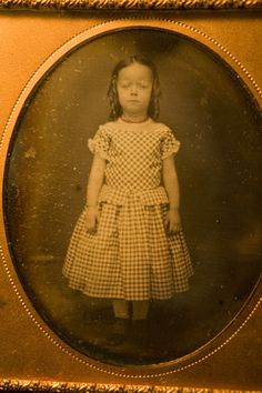 Sixth plate daguerreotype.