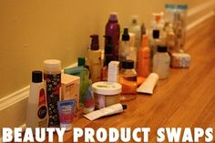 Pretty Cheap: Organizing A Beauty Product Swap | Shoestring Magazine (TM)