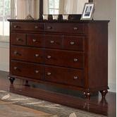 """Found it at Wayfair - Hayden Place 8 Drawer Dresser $772 cherry   42"""" H x 60"""" W x 18"""" D"""