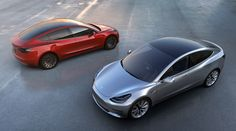 Küçük Tesla Model 3 resmen duyuruldu - http://www.webaraba.com/kucuk-tesla-model-3-resmen-duyuruldu/