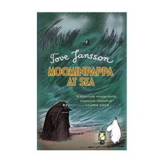 £13 A Moomintroll is small and shy and fat, and has a Moominpappa and a Moominmamma. Moomins live in the forests of Finland. One day Moominpappa is feeling at a loss. He has no idea what to do with himself because it seems everything has already been done. So he takes...