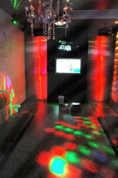 Large Karaoke Room