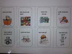 Onderwerpen uit Kern 11 van Veilig Leren Lezen verwerkt in het bekende spelletje Pimpampet.  Te downloaden van digischool. Spelling, Reading, School, The Reader, Games, Reading Books