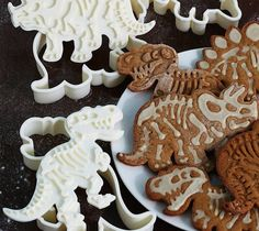 Dinosaur Cookie Cutters – $14  I know the boys are a bit old for these, but I still think they'd like them.
