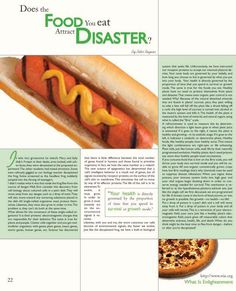 editorial page layouts | Food Magazine Layout by ~TaintedHalo20 on deviantART