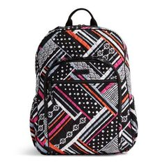 This backpack will get you from point A to point B with ease. The laptop compartment is perfect for work or school, and there are plenty of pockets to take it on a weekend getaway.