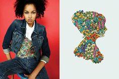 Levis Liberty London Collaboration - Denim Collection (Vogue.com UK)