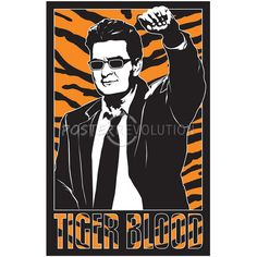 Charlie Sheen posters