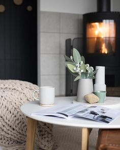 With a dusting of snow in the mountains it's definitely time to have the fire on. and there's more snow on the forecast Yay 😁 Boutique Interior, A Boutique, Interior Styling, Interior Design, Interior Architecture, Artwork For Living Room, 6 Bedroom House, Cosy Corner, Holiday Accommodation