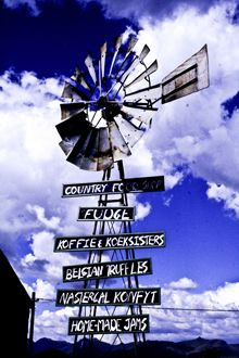 Clarens in the Free State - South Africa Food Signage, Farm Windmill, Human Well Being, Old Windmills, Story People, Free State, African Countries, African Culture, My Land