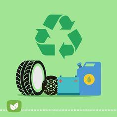 Você sabia que a Honda faz o descarte correto de peças que não podem ser recicladas e recicla produtos como plástico e papelão gerados nos serviços de pós-venda? A gente pensa em iniciativas sustentáveis para garantir um futuro melhor para todos #HondaPernambuco #Sustentabilidade #PenseVerde by hondape http://ift.tt/1XQqZwk