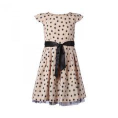 Creamie - Kleid Stella elderberry