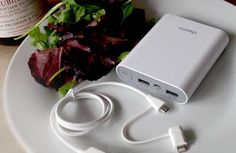 The Cheero Power Plus 3 Power Bank - The best thing to come out of Japan since Kobe Beef Steak!