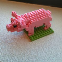 Office Zoo- Pig