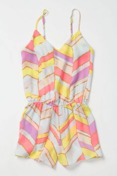 Romper. Another must have this summer! Maybe I can find matching ones for Em and I ;)