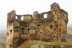 Hrad Veľký Kamenec Heart Of Europe, Castle Ruins, Manor Houses, Central Europe, Bratislava, 2 Photos, Abandoned Houses, Czech Republic, Monuments