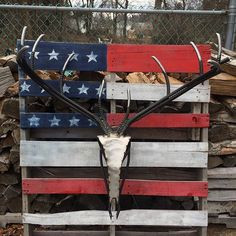 #whitetailart #palletsigns #scrapmetalart