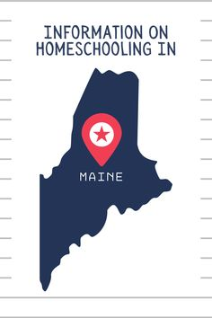 Get started homeschooling in #Maine with this information. #homeschool #homeschoolinmaine How To Start Homeschooling, You Lost Me, The Help, Maine, How To Become, Classroom, Education, Fun, Class Room