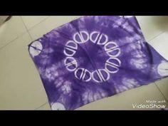 Tie dye in 5 minutes - YouTube