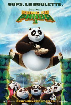 Kung Fu Panda 3 est un film de Jennifer Yuh avec Jack Black, Angelina Jolie Pitt. Synopsis : La suite des aventures du maladroit mais sympathique panda qui devra faire face à une menace aussi bien surnaturelle que personnelle...