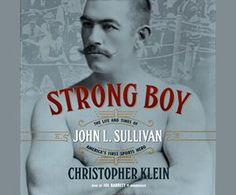 (Audiobook - Rent for 21 days) Strong Boy / Christopher Klein